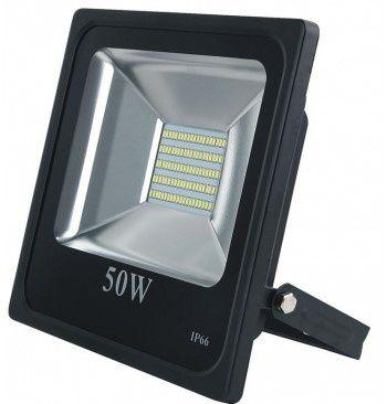 Refletor LED Holofote MicroLED SMD 50W