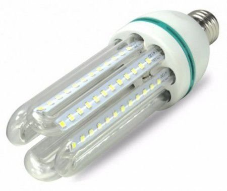 LAMPADA LED 4U 24W E27 BIVOLT