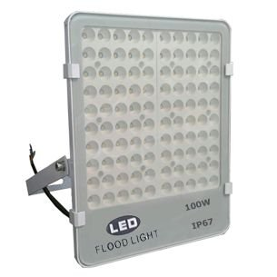Refletor Led Flood Light 100w IP67 Bivolt