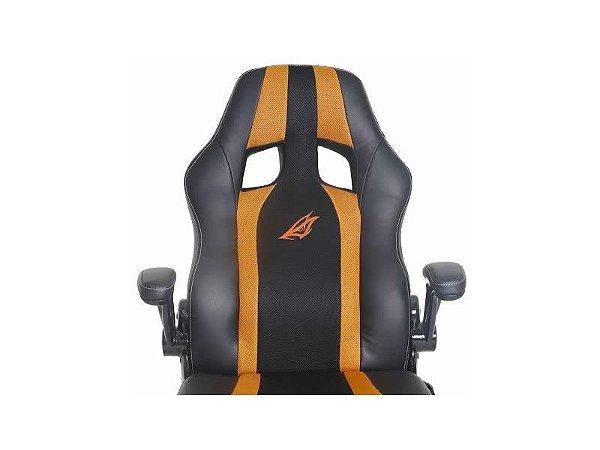 Cadeira Gamer Beast - Black n' Orange