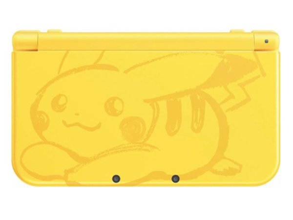 New Nintendo 3Ds Xl - Pikachu Edition