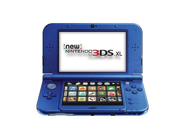 New Nintendo 3Ds Xl - Galaxy Edition