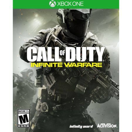 JOGO CALL OF DUTY - INFINITE WARFARE - XBOX ONE
