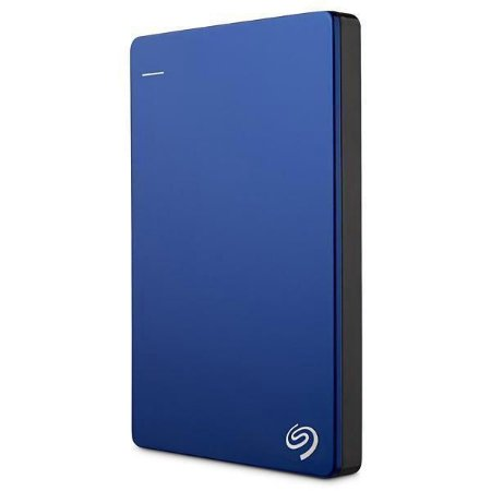 HD Externo Seagate Slim 1TB - Azul