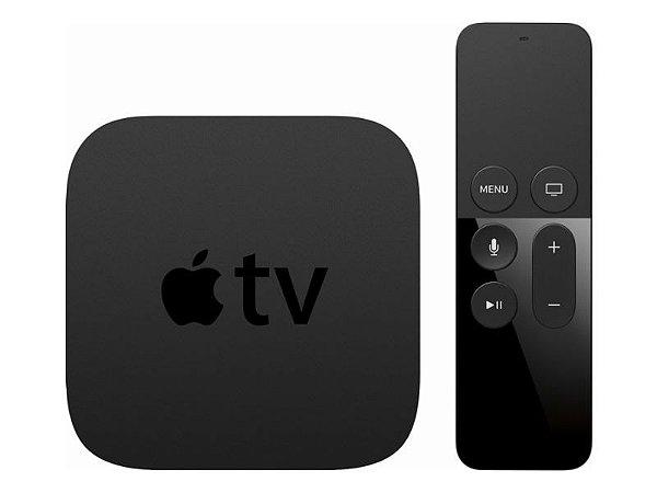 Apple TV 4K (4ª Geração) de 32GB - Modelo MQD22