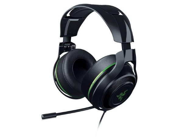 Razer ManO'War Green Edition