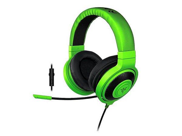 Razer Kraken Pro 2015 - Verde