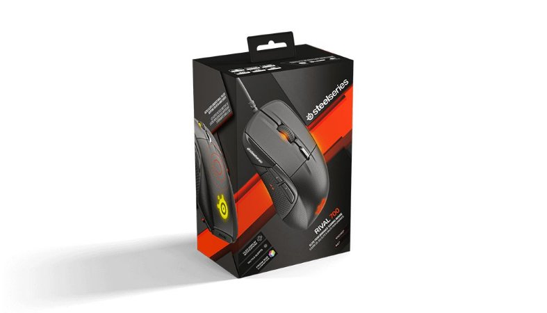 Mouse SteelSeries RIVAL 700 Preto
