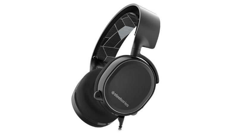 Headset SteelSeries ARCTIS 3 BLACK