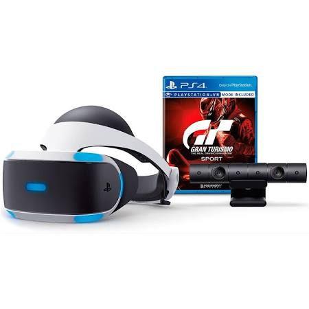 Oculos Playstation Vr / Gran Turismo Sport Bundle