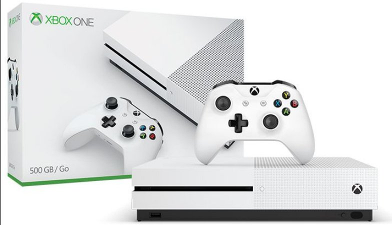 Console Xbox ONE S 500GB - Microsoft