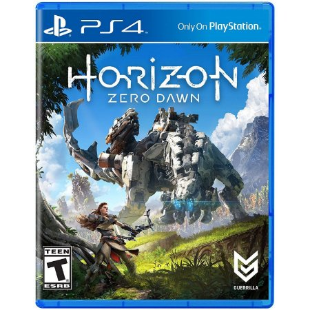Jogo Horizon Zero Dawn - Playstation 4