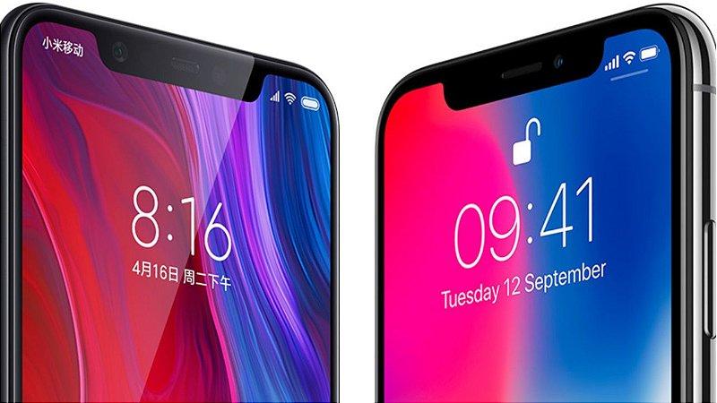 Smartphone Xiaomi Mi 8 - Preto