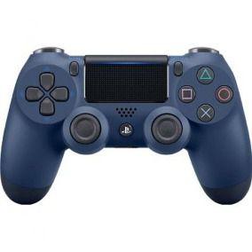 Controle PS4 Original (Dualshock 4)  - Azul Midnight