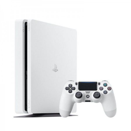 Console Playstation 4 Slim 500gb - Branco