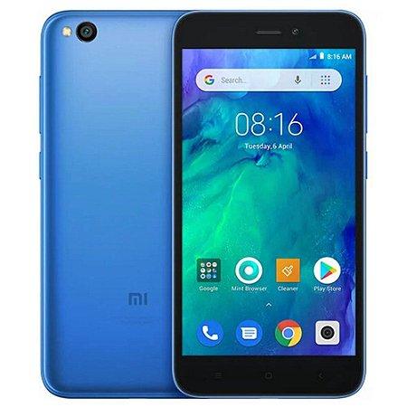 """Redmi GO - Dual Chip / 4G / 1GB Ram / Tela 5,0"""" / Azul"""
