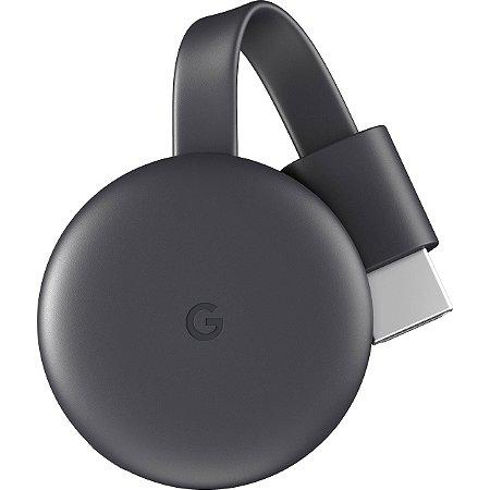 Google Chromecast 3 - Modelo 2019
