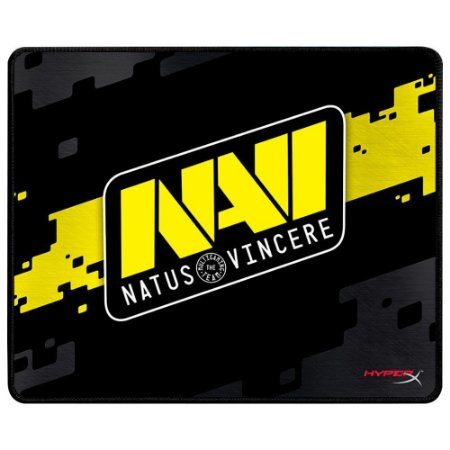 Mouse Pad Gamer Hyperx Fury S Pro L-Navi Team - Grande