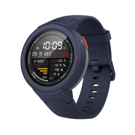 Relógio Smartwatch Xiaomi Amazfit Verge - Azul