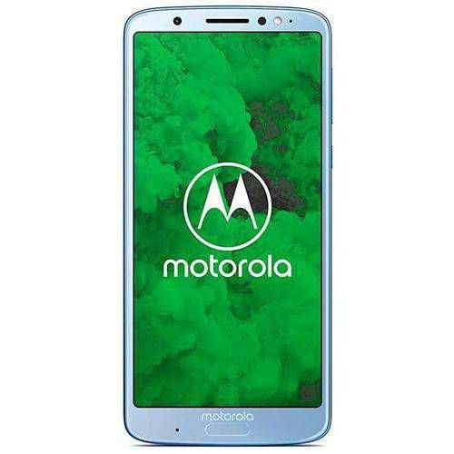 Moto G6 Plus Dual Chip Tela 5.9 Octa-Core 2.2 GHz 64GB 4G - Azul Nimbus