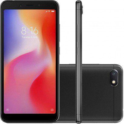 """Xiaomi Redmi 6A / 2GB Ram / 16 GB / 5.45"""" / Câm 13MP / Quad-Core"""