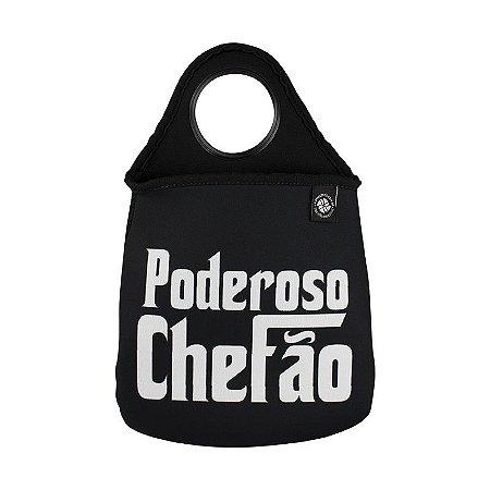 LIXEIRA DE CARRO PODEROSO CHEFÃO