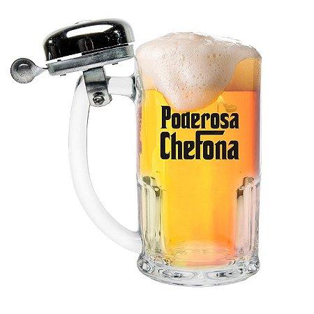 CANECA CAMPAINHA PODEROSO CHEFONA