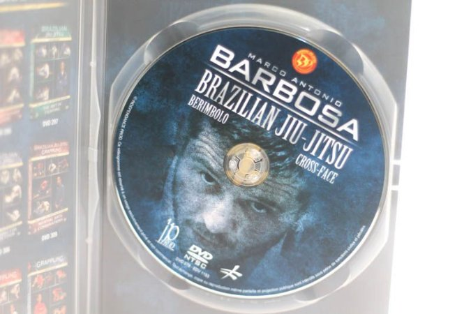Berimbolo e Cross Face - DVD
