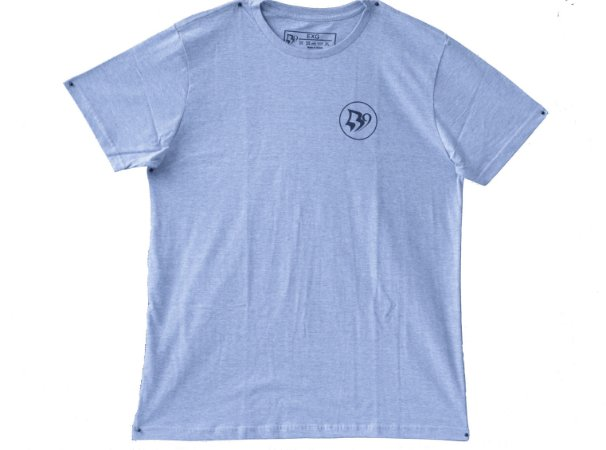 Camiseta B9 cinza