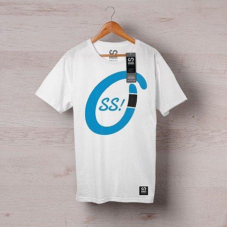 Camisa INSIST OSS Faixa Azul