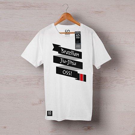 Camisa INSIST Faixa Preta Cruzada