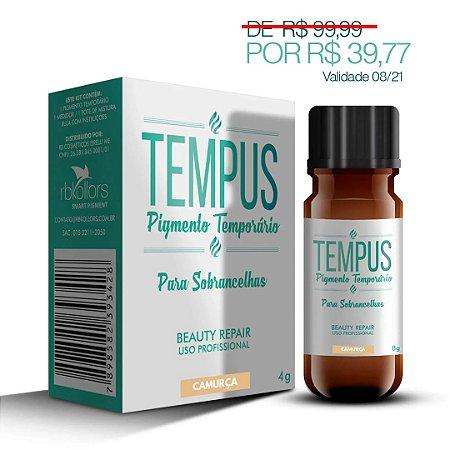 Pigmento Temporário Tempus Camurça - RB Kollors
