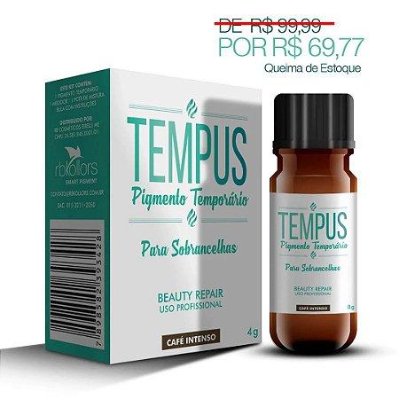 Pigmento Temporário Tempus Café Intenso - RB Kollors