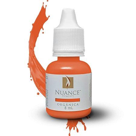 Pigmento Nuance Orgânico 8ml – Modificador Orange Mod
