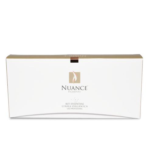 Kit Nuance Essential Sobrancelhas Orgânico 5ml