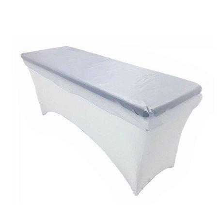 Capa Safe Cover Rubber para Maca - Capa Protetora Emborrachada 1,90m x 80cm