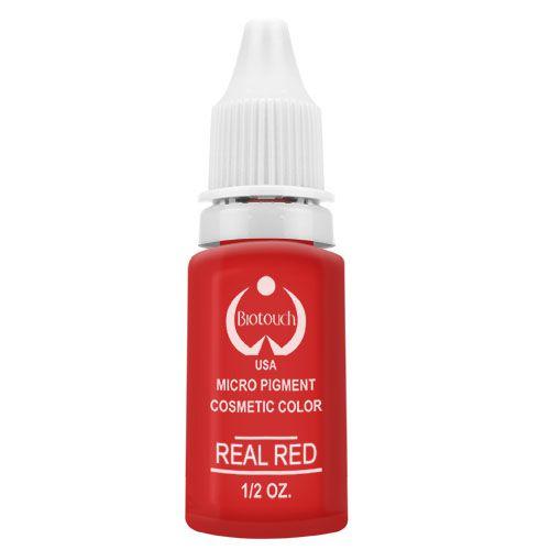 Pigmento Biotouch  Real Red 15ml (treino)