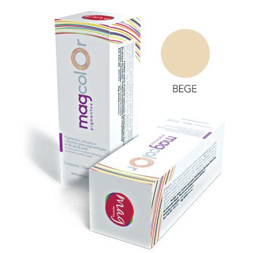 Pigmento Mag Color Bege 15ml