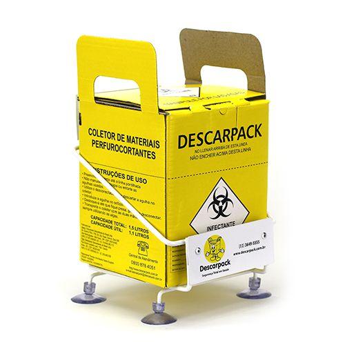 Suporte Para Descarpack 1,5 Litros