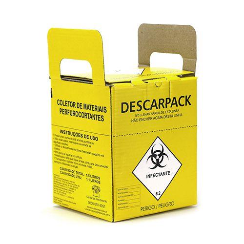 Descarpack 1,5 Litros