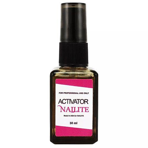 Spray Ativador Nailite Para Secagem De Unhas - 30ml