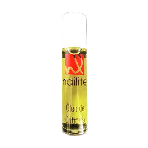 Óleo De Pêssego Para Cutículas - Roll On Nailite 10ml