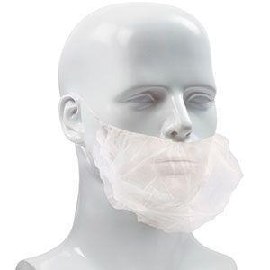 Protetor De Barba E Bigode (50und)