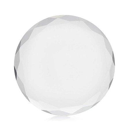 Base De Cristal Luxo Para Alongamento De Cílios