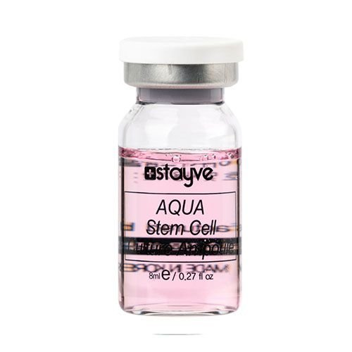 BB Glow Gold Booster Ampoule Aqua Stem Cell