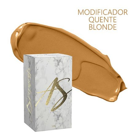 AS Pigments Modificador Quente Blonde (5ml)