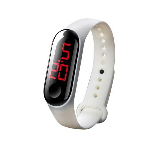RESGATE DE PRÊMIOS - Relógio Digital Branco