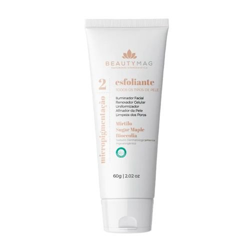 Esfoliante Beauty Mag 50G