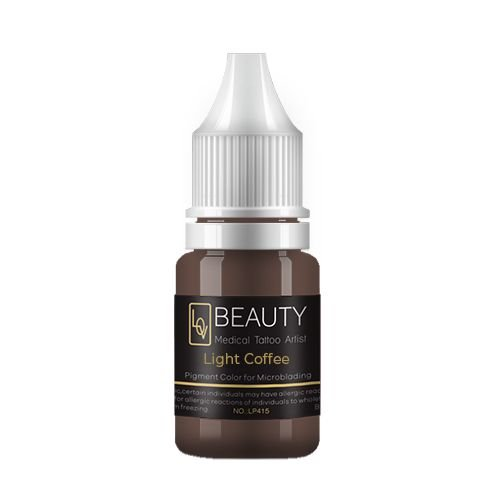 Pigmento Lov Beauty Light Coffee - Microblading