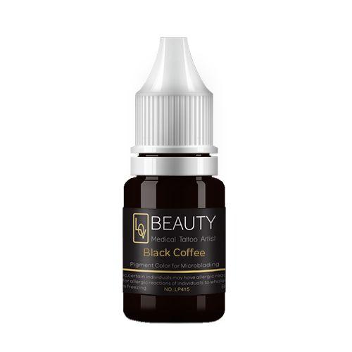 Pigmento Lov Beauty Black Coffee - Microblading